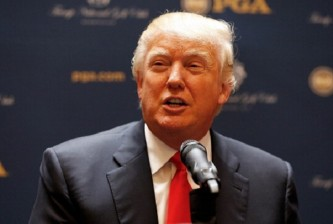 PGA and Trump Partnership Announcement
