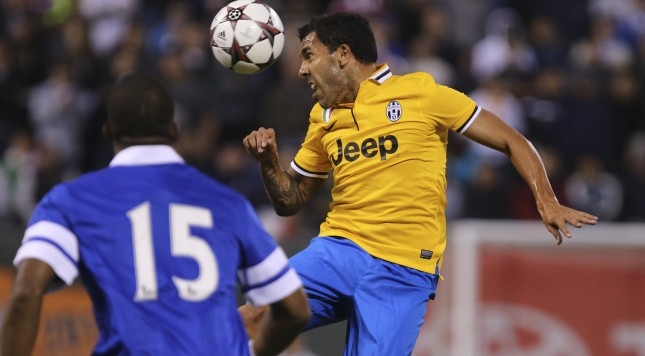 Soccer: Friendly-Juventus vs Everton