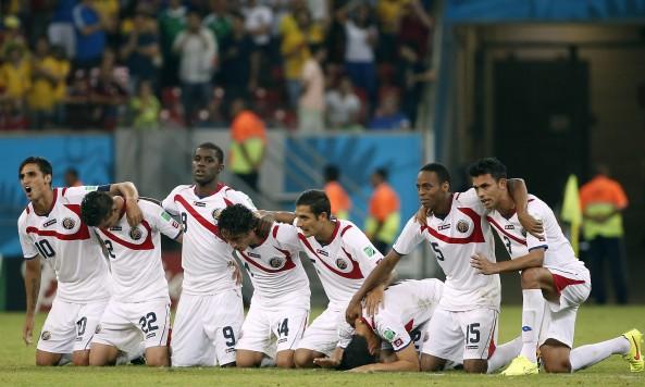 Soccer: World Cup-Costa Rica vs Greece