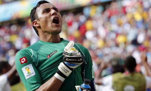 Soccer: World Cup-Italy vs Costa Rica