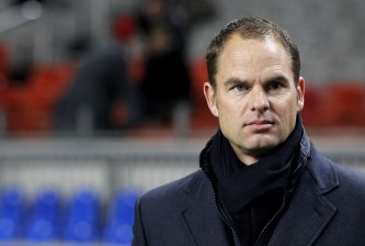 Ajax coach Frank de Boer event:428