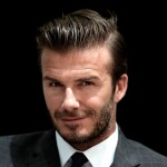 NANJING, CHINA - JUNE 19:  David Beckham attends a forum for Chinese Super League at Hilton Hotel on June 19, 2013 in Nanjing, Jiangsu Province of China. (Photo by Lintao Zhang/Getty Images)