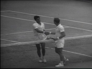 At a time in tennis history when only one major was not played on grass, Rod Laver's Roland Garros championship stood out as the victory that enabled him to forge a special achievement... again.