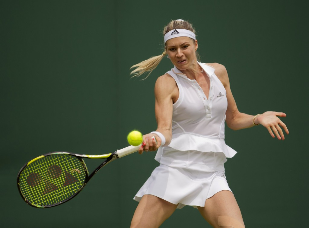 """Maria Kirilenko -- once an established top-15 player and now out of the top 100 only because of injuries -- is no tomato can. If Sloane Stephens had lost to an unknown qualifier or someone with fewer chops as a tennis professional, maybe the """"D-word"""" could be merited. As it is, the furor surrounding Stephens seems to be a bit too much these days. Today's loss might provide perspective not only for Stephens... but for American tennis fans as well."""
