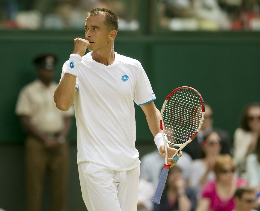 Lukas Rosol believed for most of two sets, but a sliver of doubt and the slightest split-second lapse in concentration on just one or two points can change the entire trajectory of a tennis match. Tennis provides the twin challenges of body and mind, forcing players to be enduringly resilient and finely focused in each granular speck of time. Rosol blinked at 5-3 and 5-4 in the second-set tiebreaker, and that was all Rafael Nadal needed to restore a bit of order at Wimbledon.