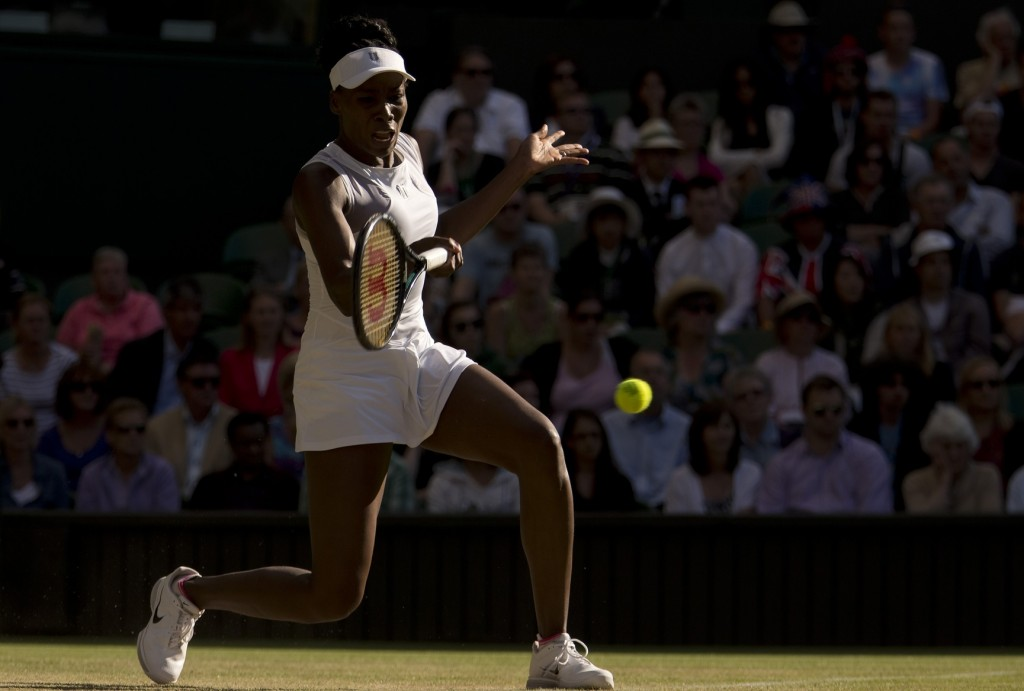 Venus Williams played magnificently on Friday afternoon. She silenced the chorus of critics who think she should have retired a long time ago. She rewarded her own love of tennis with a poignant display of resilience. She grew in stature... and she was the losing player.
