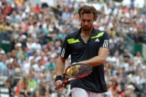 Ernests Gulbis has always been the antithesis of what a steady, composed, reliable tennis player looks like. On Sunday against Roger Federer and a Roland Garros crowd that considers Federer an honorary Frenchman, Gulbis actually managed to become the rock-solid player on the court, the one who didn't blink when the moment mattered most. As a result, he's made his second major quarterfinal, the first since 2008.