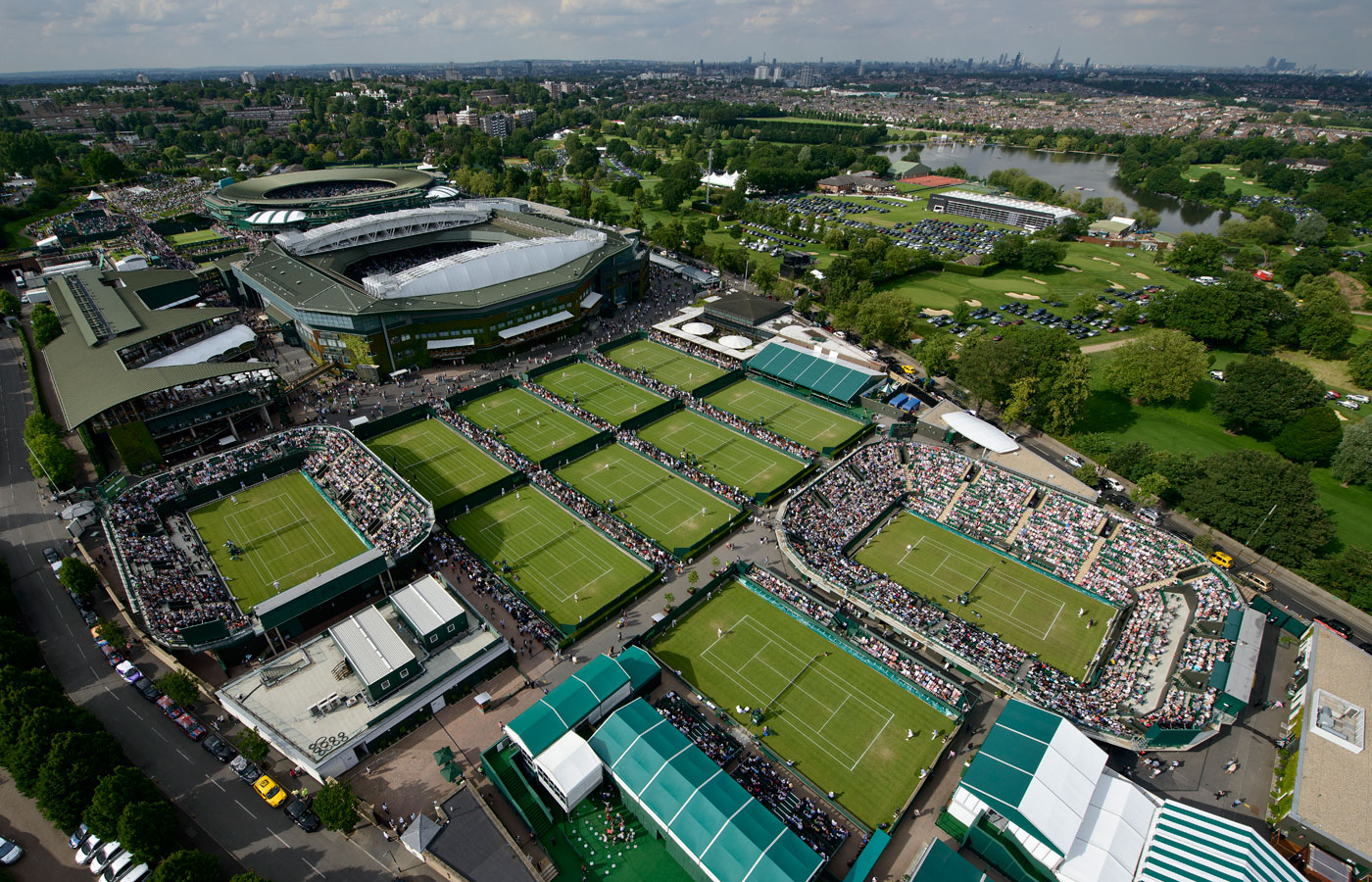 The 10 Biggest Stories Of Wimbledon 2014 Attacking The Net