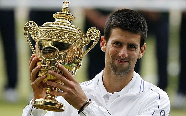 Novak Djokovic didn't play in Madrid because of  concerns about his wrist. He didn't encounter any problems at Rome or in the French Open, but he's being cautious about that same wrist in advance of Wimbledon. How that wrist holds up could very well determine if Djokovic is able to get past defending champion Andy Murray in a possible semifinal showdown.