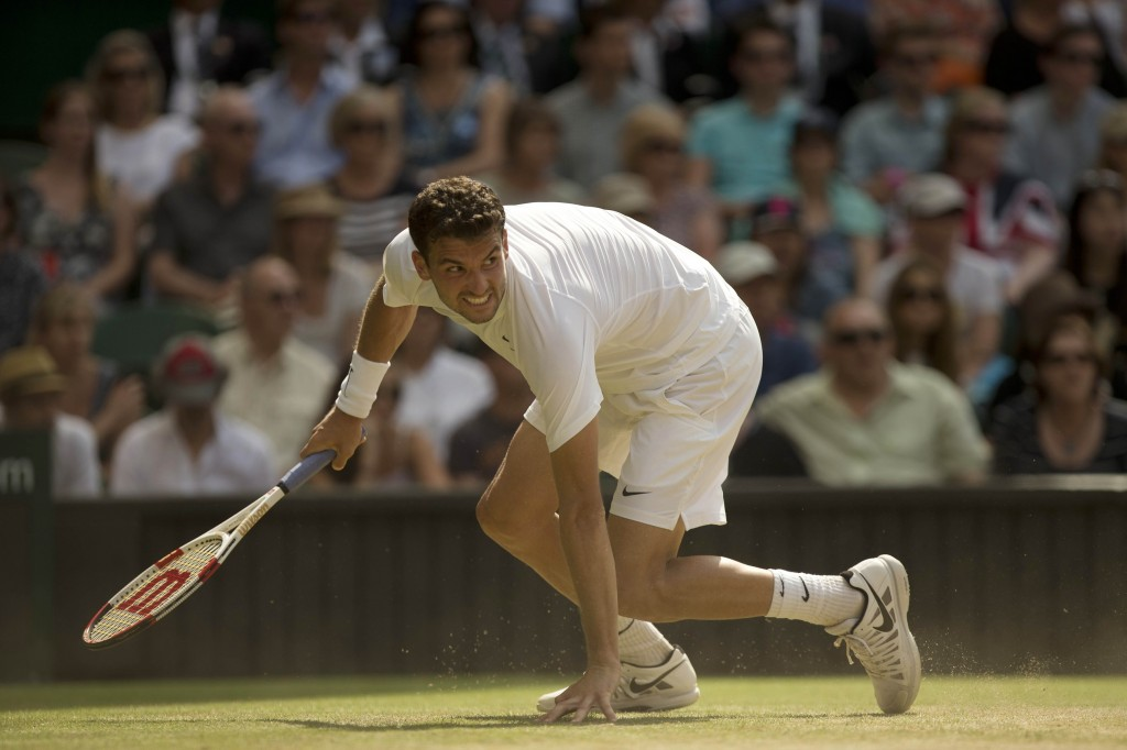 On several occasions Wednesday, Grigor Dimitrov stumbled, only for Andy Murray to miss a routine groundstroke on the next shot or the following one. These stumble-and-miss sequences, with Murray losing focus, characterized the surprising result in its entirety. The surprise, to be clear, wasn't necessarily the Dimitrov victory, but how easy it ultimately became.