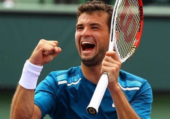Grigor Dimitrov is the man most likely to stand in the way of Roger Federer in the first six rounds of the seven-round U.S. Open men's tournament. Dimitrov has enjoyed a fantastic year, but a sluggish summer slowed down by sickness will prevent Dimitrov from being seen as Federer's equal... at least in this tournament. Should Dimitrov reach the quarterfinals and foil Federer, his stock in the men's game would soar.