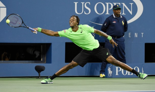 Gael Monfils, in many more ways than one, truly stretched himself at this tournament, expanding his sense of what's possible for him and his career. If he views this loss as a building block and not as a wasted moment, he can -- at age 28 -- make a run at a major title before he's done. Stan Wawrinka won his first major earlier this year at the age of 28, after all.
