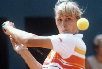 Martina Navratilova 1984