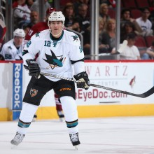 San Jose Sharks v Arizona Coyotes
