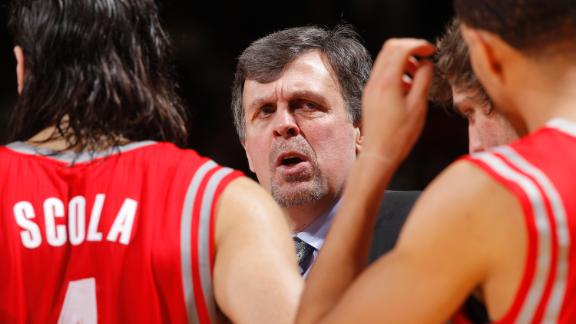 mchale coaching rockets