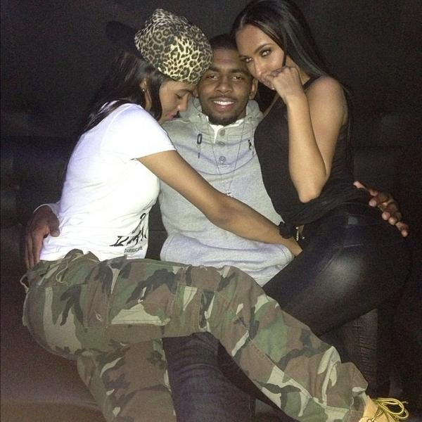 Cavs Irving Blames Internet For Photo With Women On His