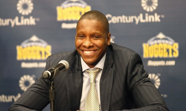 It would seem many of Denver's issues arose when change occurred at the top and Masai Ujiri left for Toronto. Photo by Troy Babbitt-USA TODAY Sports