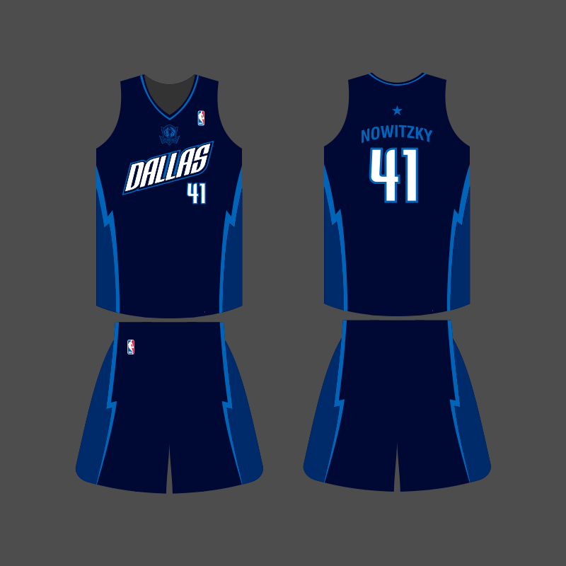 Mavericks jersey 2, crowdSPRING