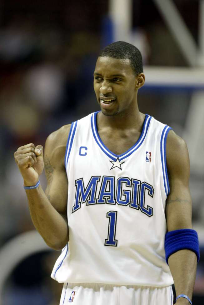 Tracy Mcgrady Officially Retires Crossover Chronicles
