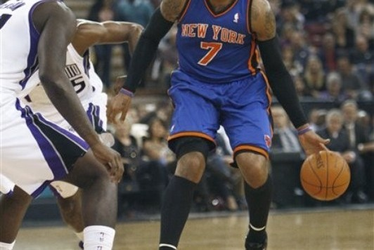 CarmeloAnthonyKnicks_Kings123111