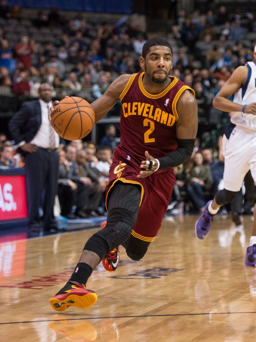 Have the Cavs already lost Kyrie Irving? - Crossover ...