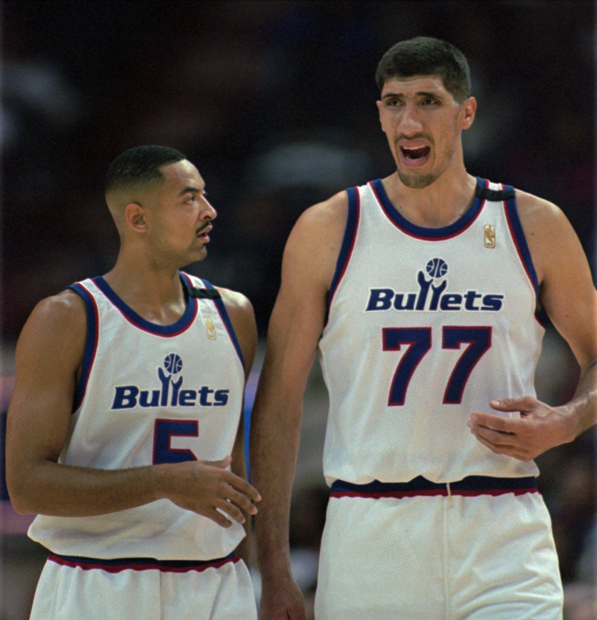 Gheorghe Muresan Fills In As Pti S Stat Boy Crossover