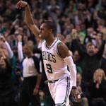 Chicago Bulls Vs. Boston Celtics At TD Garden