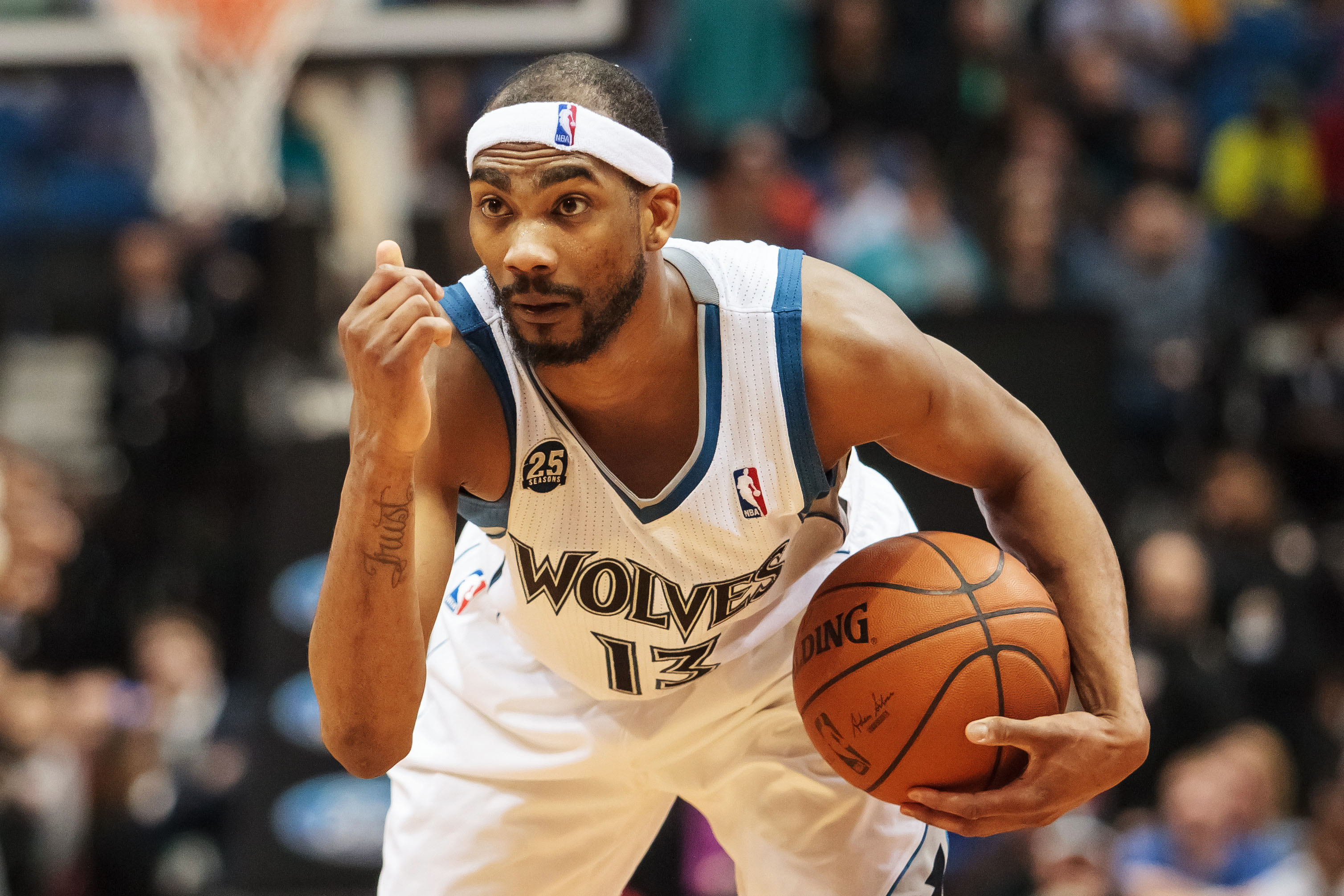 Corey Brewer Is Now Firmly Entrenched On The Trade Block