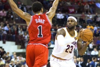NBA Cavs Bulls