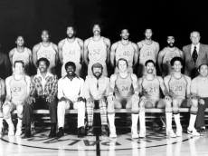 1975 Golden State Warriors team photo
