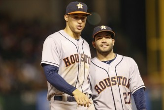 MLB: Houston Astros at Texas Rangers