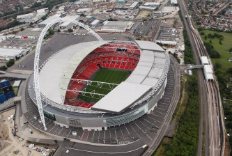 Aerial Views Of The London 2012 Olympic Venues