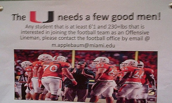 Miami-Tryout
