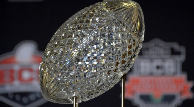 Crystal ball trophy