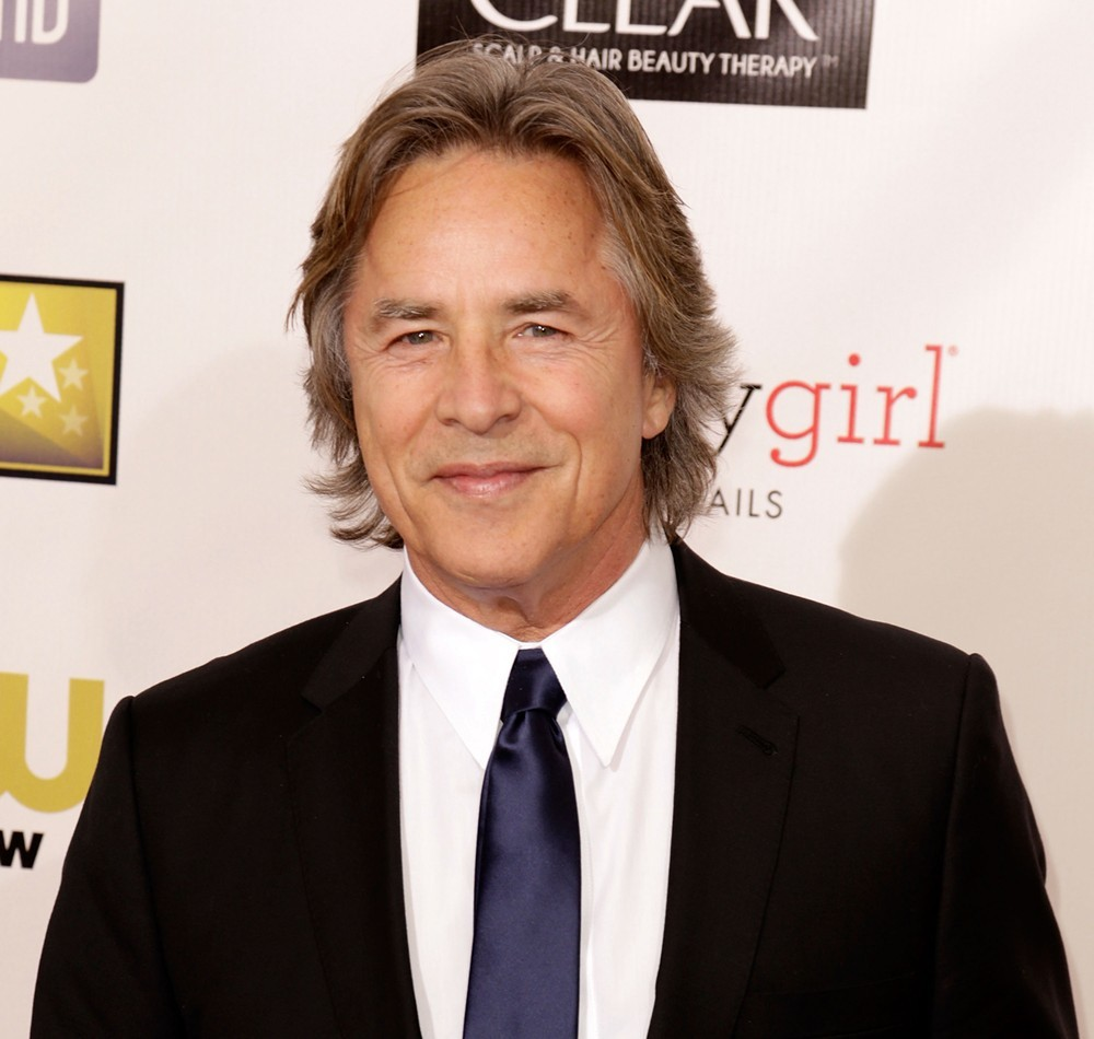 Don Johnson Wrote A New College Football Project Called