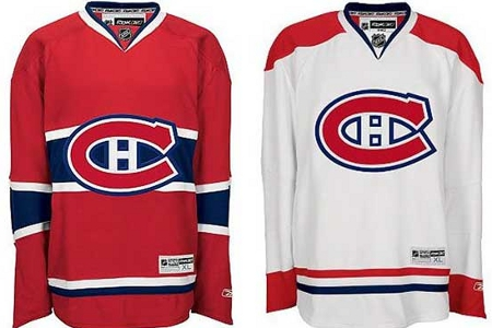 CanadiensJersey