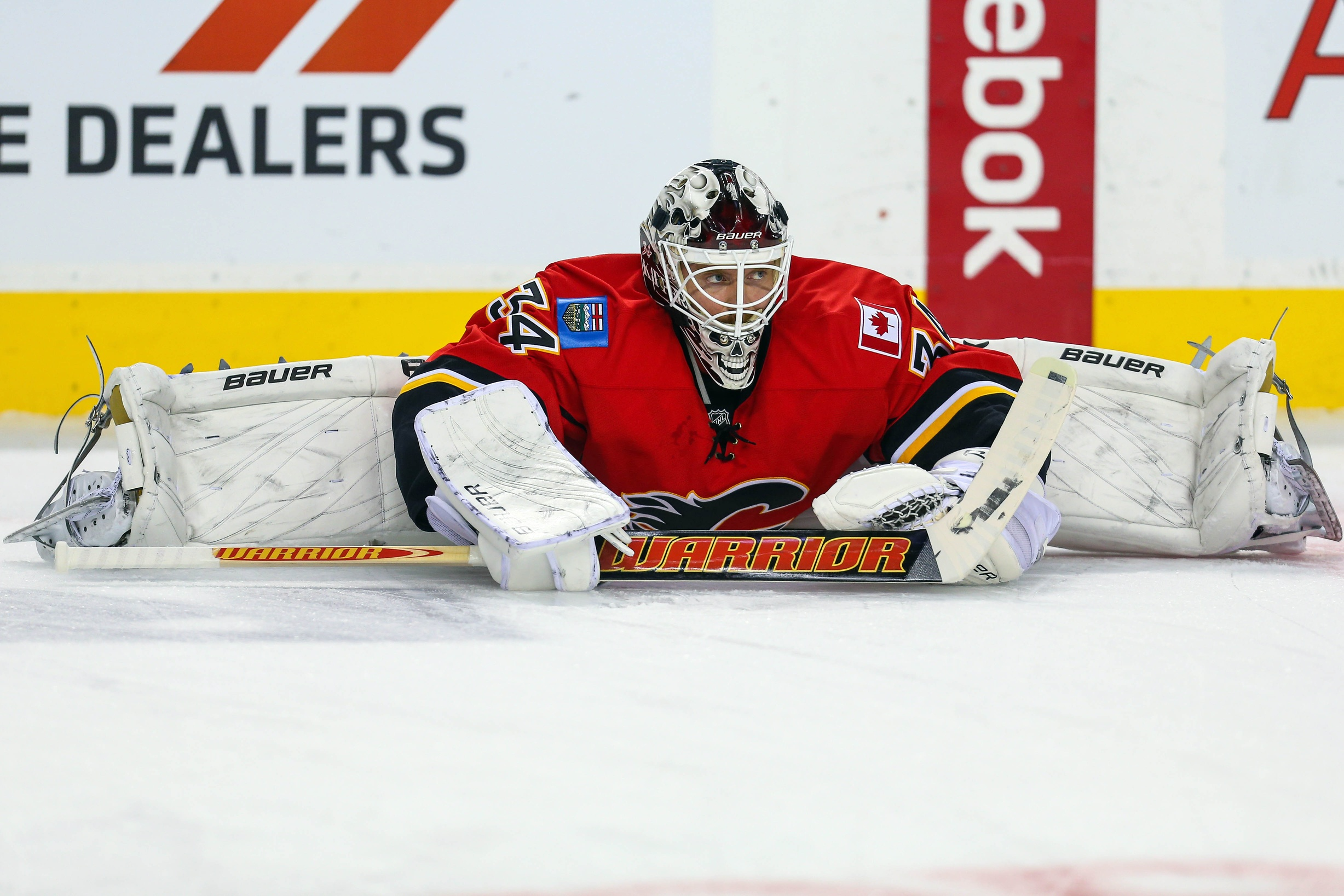Miikka Kiprusoff Officially Retires Puck Drunk Love