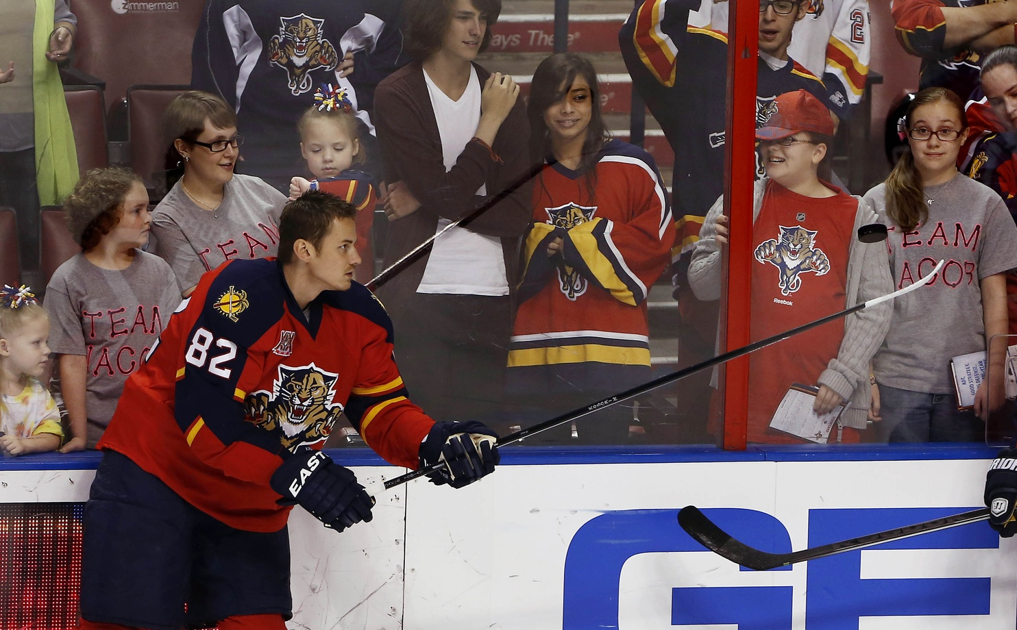 The Florida Panthers Are Giving Away Free Tickets After