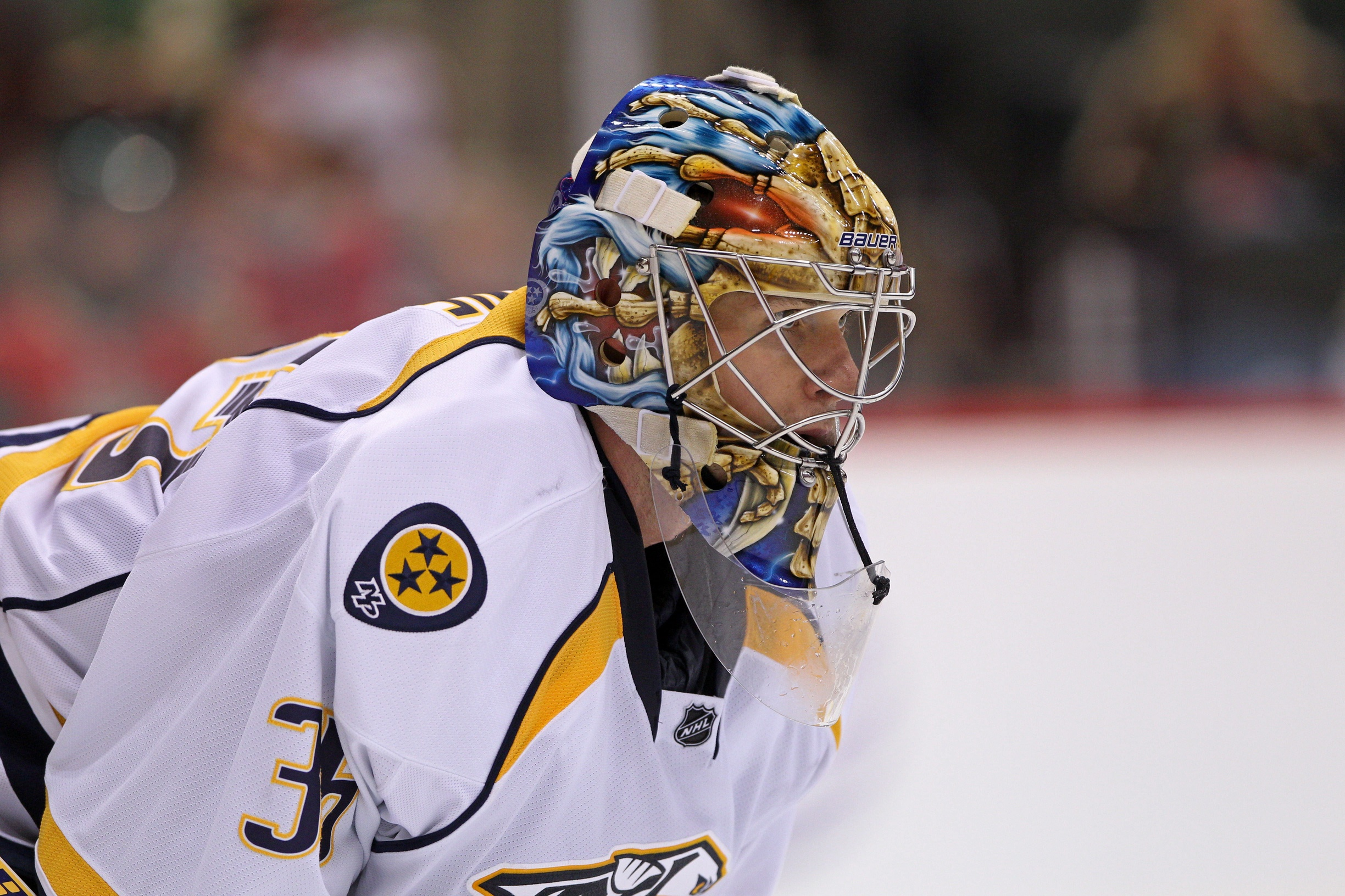 Pekka Rinne S Hip Is Improving Puck Drunk Love