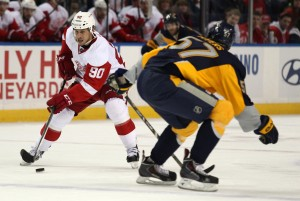 NHL: Detroit Red Wings at Buffalo Sabres