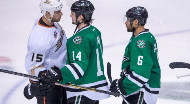 NHL: Stanley Cup Playoffs-Anaheim Ducks at Dallas Stars