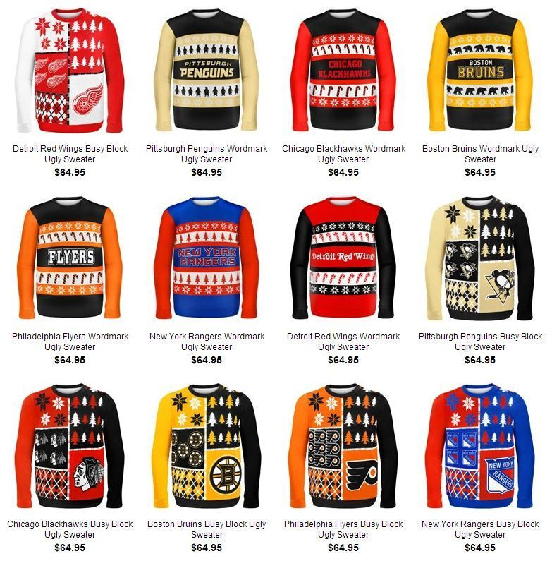 NFL ugly Christmas sweaters hhhnnnngggggg - Bodybuilding.com Forums
