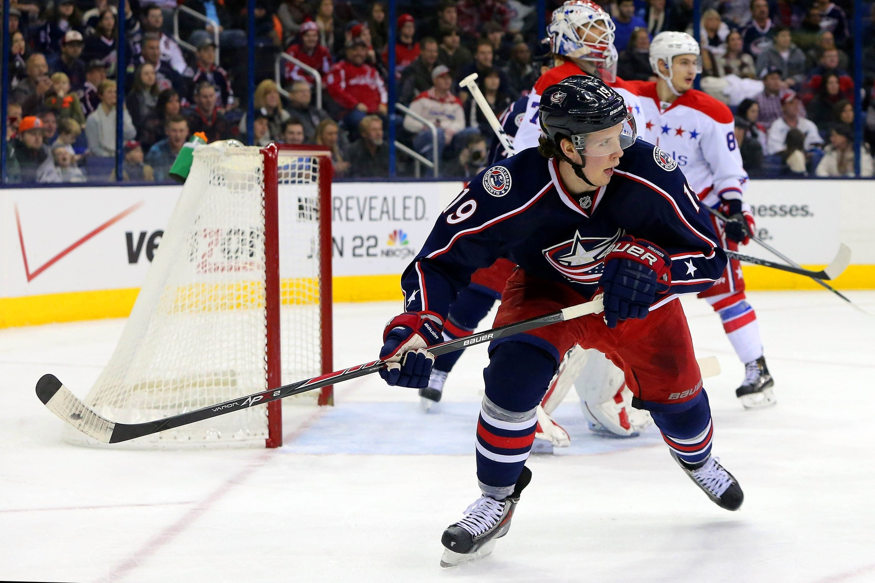 Columbus Blue Jackets Playing Dangerous Game With Ryan