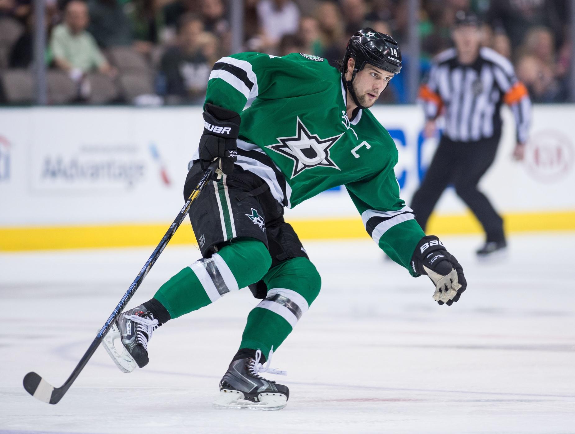 Sidney Crosby Would Build A Team Around Jamie Benn Puck