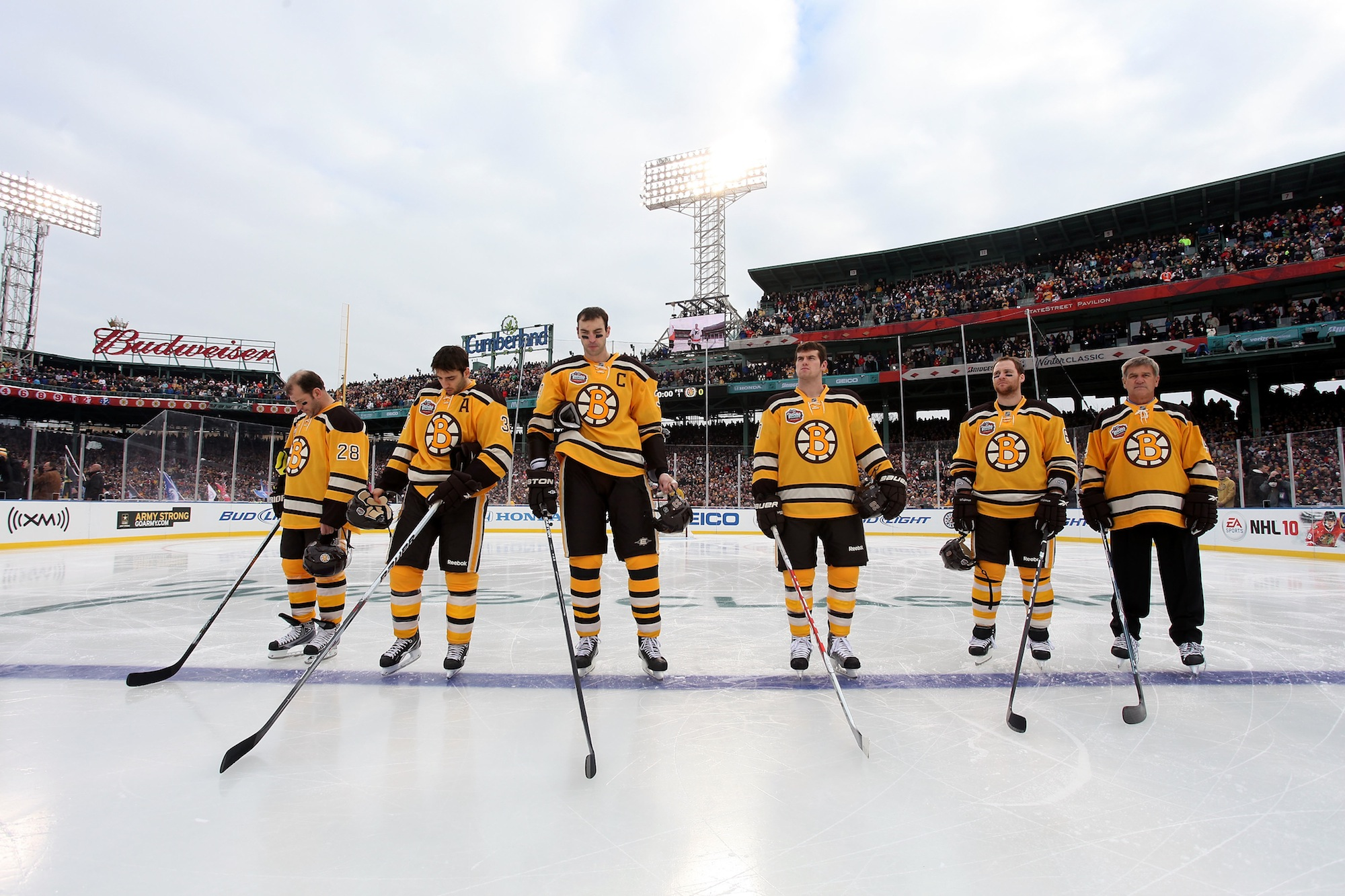 Report 2016 Winter Classic Will Be Held In Boston Puck