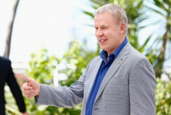 "CANNES, FRANCE - MAY 16:  The former Captain of the Russian Red Army hockey team Slava Fetisov attends the ""Red Army"" photocall at the 67th Annual Cannes Film Festival on May 16, 2014 in Cannes, France.  (Photo by Andreas Rentz/Getty Images)"