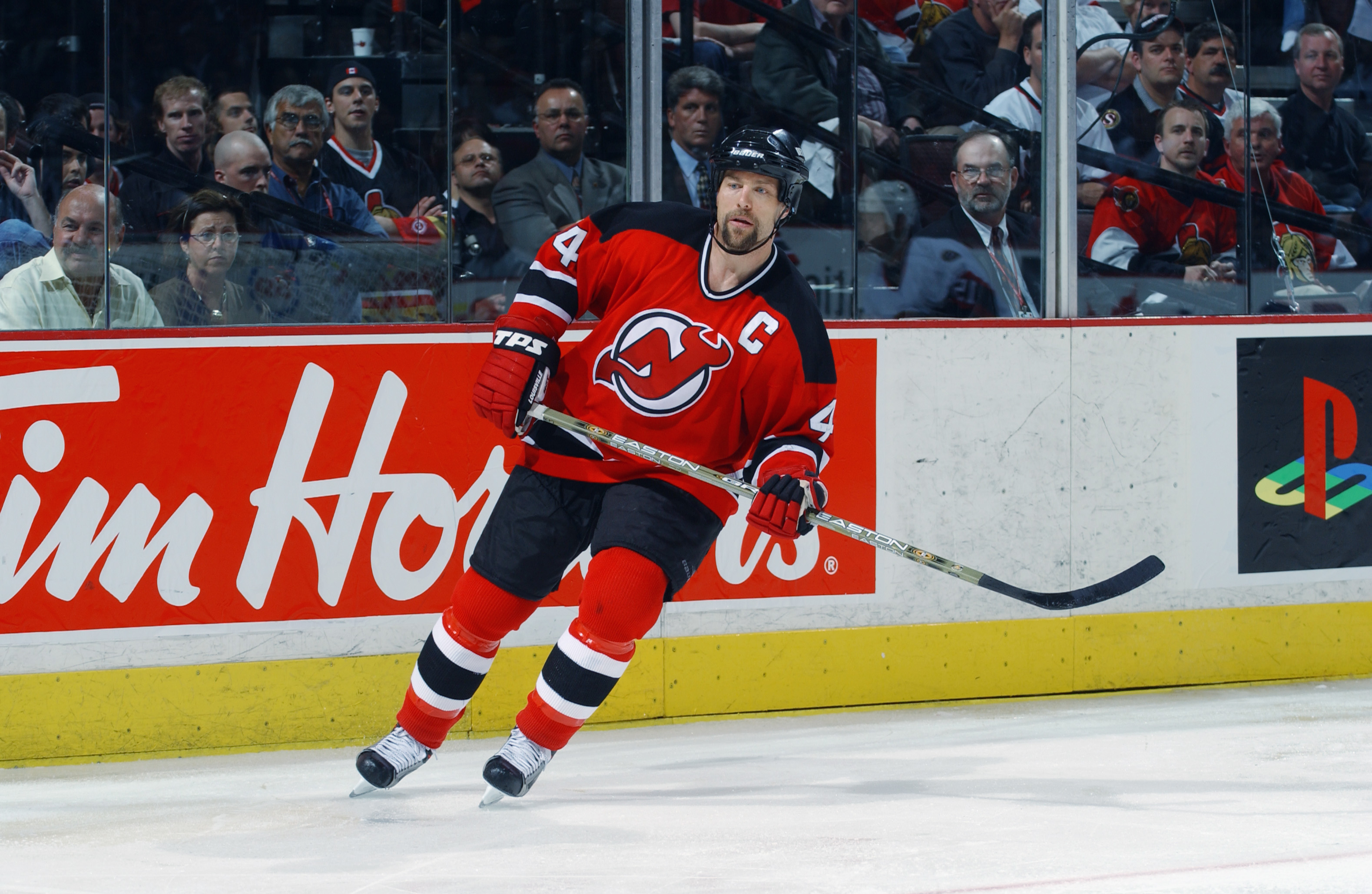 Bobby Holik Is Not Happy The Devils Didn T Bring Back