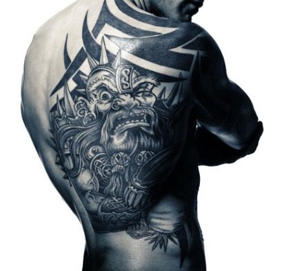 The Six Most Badass Tattoos In Boxing Featuring Manny