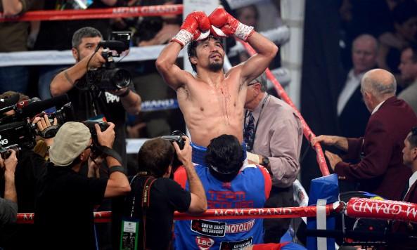 Boxing: Timothy Bradley Jr. vs Manny Pacquiao