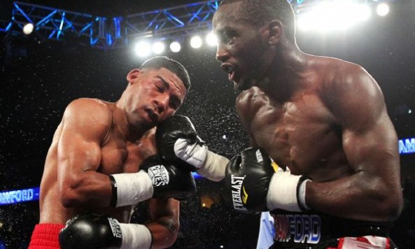 Terence Crawford vs Yuriorkis Gamboa 4 (Chris Farina - Top Rank)